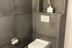 Badzimmer - Toilette